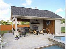 Pool Houses Good Life Outdoor Living