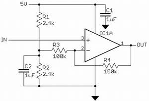 diff amp differential amplifier for adc electrical With opamp levelshifting