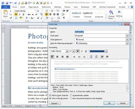 how to use word how to use microsoft word as a desktop publishing tool