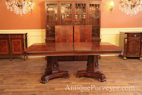 Mahogany Conference Table Or Dining Room Table For