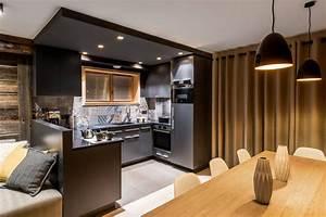Plaisir D Interieur Deco Montagne : po itni ki apartma za smu arje v les alluesu ~ Dallasstarsshop.com Idées de Décoration