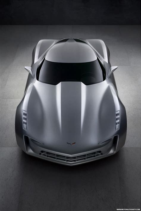 future corvette stingray 50th anniversary chevrolet corvette stingray concept