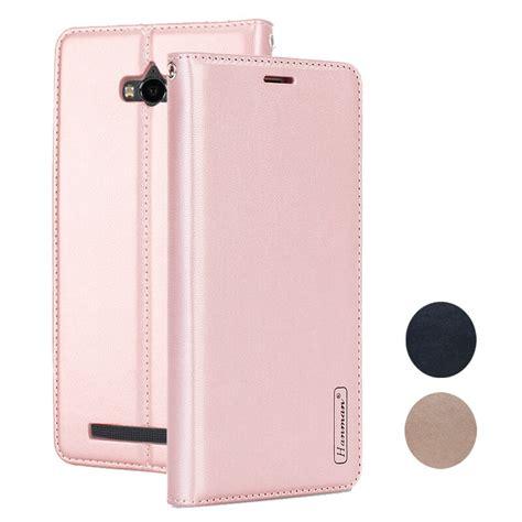 lucury powder for asus zenfone max zc550kl flip wallet cover for asus zenfone