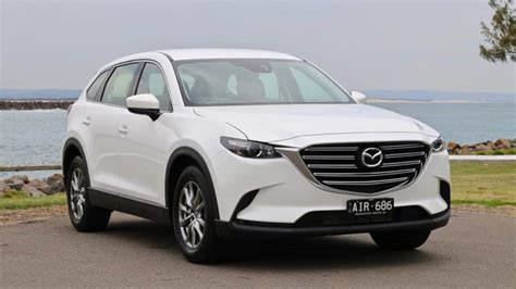 Modifikasi Mazda Cx 9 by Mazda Cx 9 2017 особенности обновленной версии грязь