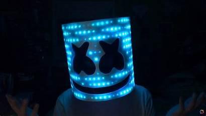 Marshmello Dj Wallpapers Helmet Song Marshmallow Casco
