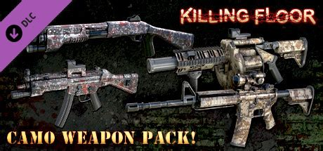 Killing Floor Ports Steam by Killing Floor Community Weapon Pack 2 Free Steam Key
