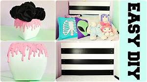 Tumblr rooms diy room decor makeover youtube hipster for Diy bedroom decorating