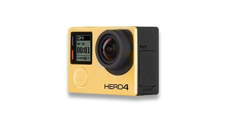 gopro hero  gold edition limitierte actioncam mit  video