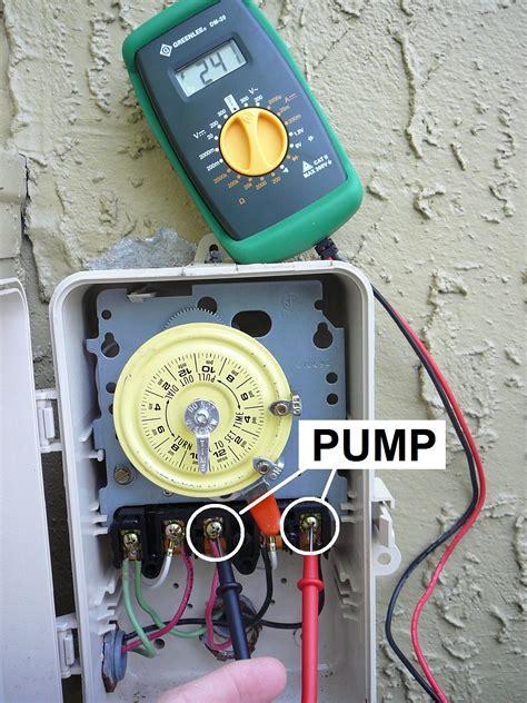 Pool Timer Wiring Diagram Somurich