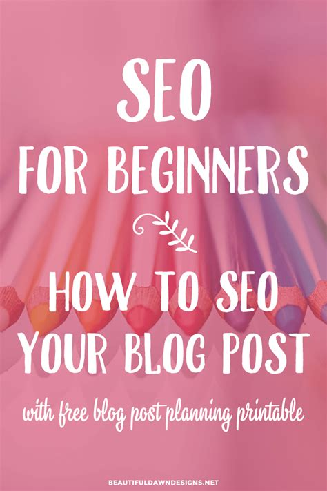 seo for beginners seo for beginners how to seo your posts updated for