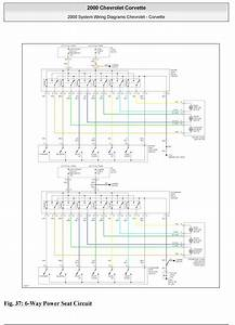 2000 Sport Seat Wiring Diagram - Corvetteforum