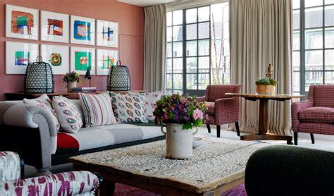 livingroom soho the soho hotel uk design hotels