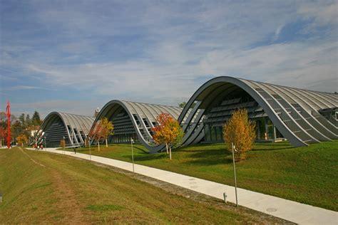 Renzo Piano Werke by Paul Klee Museum