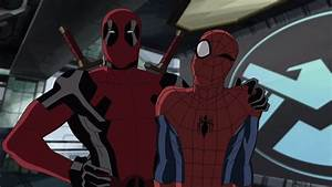 Morbidly Amusing : 'Ultimate Spider-Man' (2012-14) TV ...