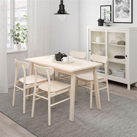 Ikea Tisch Norraker by Norr 197 Ker Tisch Birke Ikea