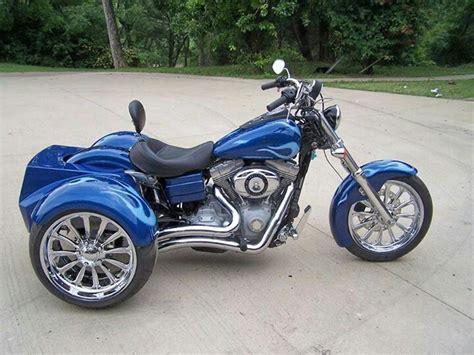 Trike Motorcycle, Harley Davidson