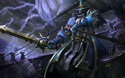 Fantasy Mash Kunkka Dota Lightning Pirate Storm