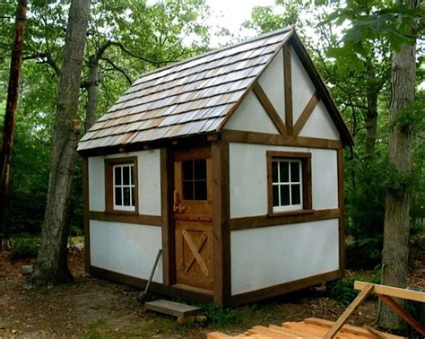 small cottages a timber framed cottage cabin tiny house from david and jeanie stiles relaxshax 39 s