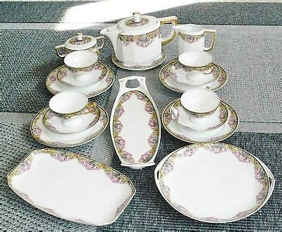teeservice porzellan rosenthal rosenthal nach marke herkunft porzellan porzellan keramik antiquit 228 ten kunst