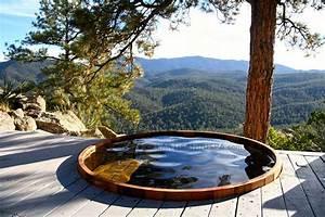 Spa Extérieur Bois : concept de nos spas et bains en bois l 39 artisan du spa ~ Premium-room.com Idées de Décoration