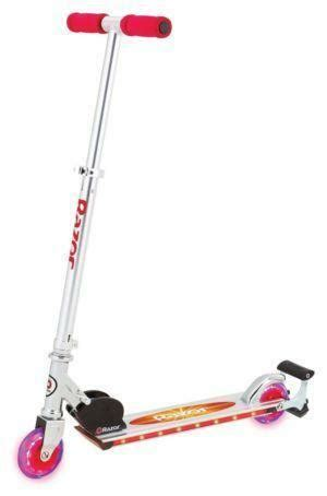 Razor Scooter With Light Up Wheels by Razor Scooter Light Up Wheels Ebay