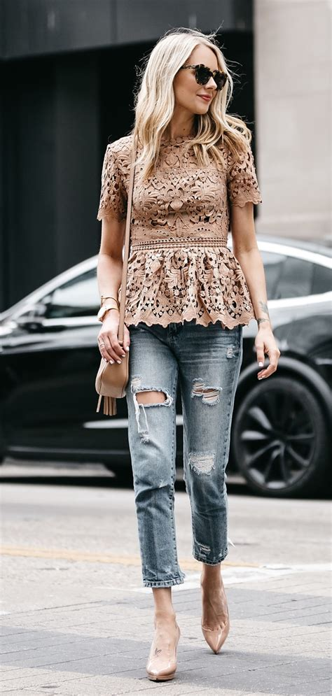 40 Complete Outfit Ideas for Skinny Girls to Look Gorgeous ...
