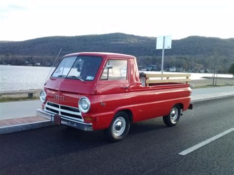Dodge A100 by 1966 Dodge A100 Truck With Auto Trans Slant 6 Engine