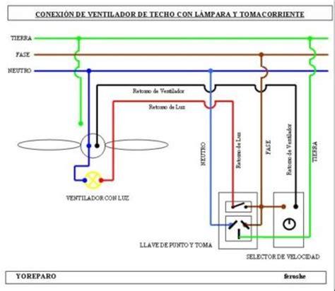 solucionado instalacion de ventilador con luz emege electricidad idea de techo