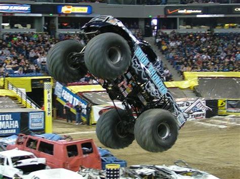 monster truck show sacramento ca old trips