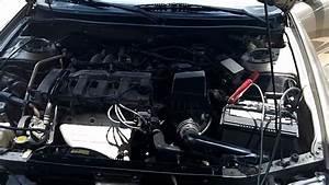 Mazda 626 - 2002 Vacuum Routing