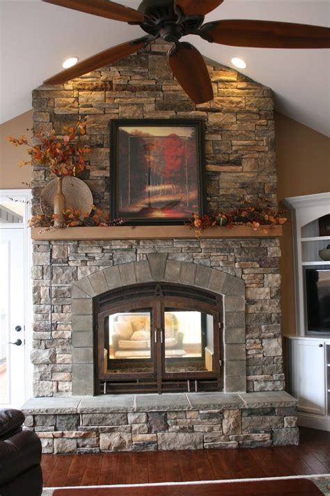 Doublesided Wood Fireplace  Seethrough Wood Fireplaces