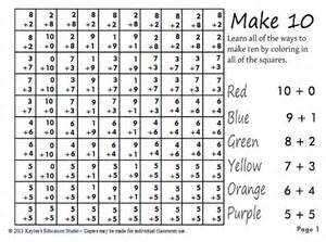 make worksheets free make 10 pictures worksheets 39 s education studio