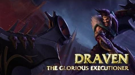 Draven Animated Wallpaper - draven strategy league of legends wiki fandom powered