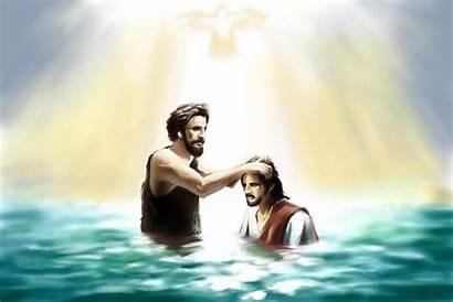Baptism John Lord Feast Reflection Jesus Transfiguration