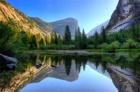 The Most Amazing Yosemite Mirror Lake National Park