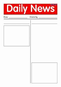 newspaper office printing press roleplay resources With report writing template ks1