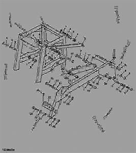 John Deere 7775 Skid Steer Parts Diagram