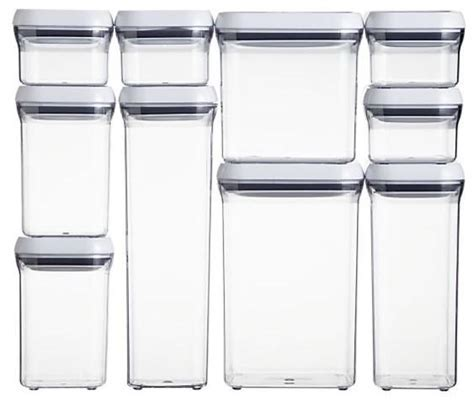 Amazon.com: OXO Good Grips POP Square 0/3 Quart Storage