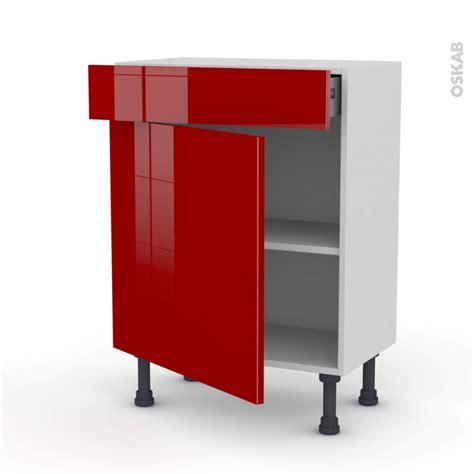 meuble cuisine 45 cm largeur meuble cuisine profondeur 45 simple meuble bas blanc