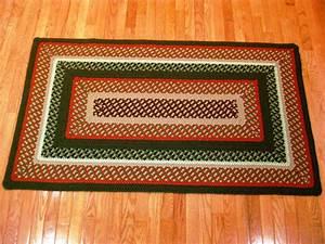 Square Braided Rugs DIY Optimizing Home Decor Ideas