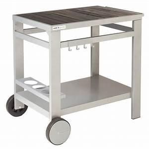 Meuble Pour Plancha : meuble pour plancha achat vente pas cher ~ Melissatoandfro.com Idées de Décoration