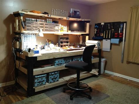 remodeling  garage workbench electronic workbench