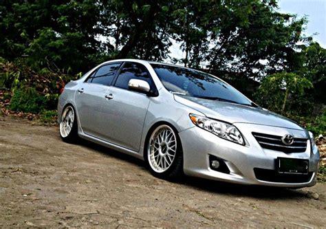 Gambar Mobil Toyota Corolla Altis by Contoh Gambar Modifikasi Elegan Dan Sporty Mobil Toyota