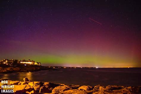 northern lights new hshire northern lights visible sunday in parts of new
