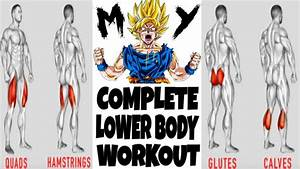 My Lower Body Workout