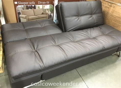 euro lounger sofa bed costco lifestyle solutions euro lounger costco weekender