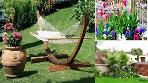ideas  jardines pequenos decorar disenar