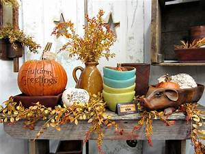 intresting centerpieces for fall home decor ideas 2841 With home decorating ideas for fall