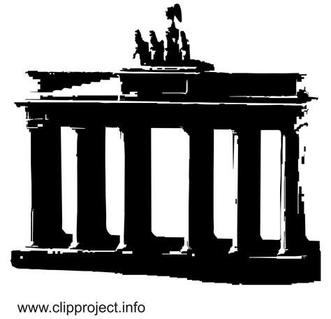 berlin clipart brandenburger tor