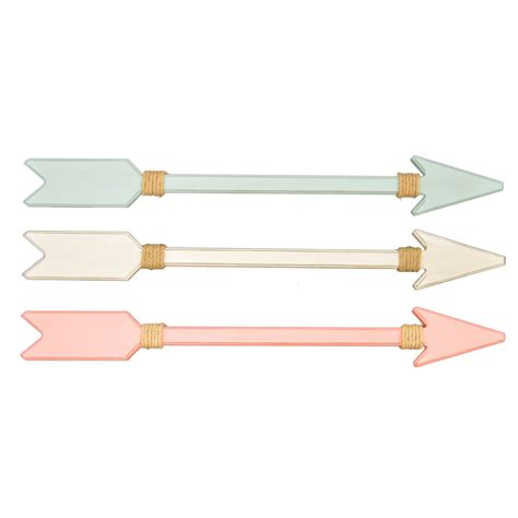 Find many great new & used options and get the best deals for flower and grass home room decor removable wall stickers decal decoration at the best online prices at ebay! 3pk Arrow Plaques Pink/Mint Green/White - Pillowfort™   Pillow fort, Decor buy, Target decor